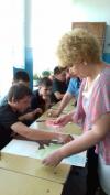 Накануне Дня защиты детей в 6 классе #Чёрновскойшколы прошёл классный час «Береги, мой друг, семью–крепость главную твою»