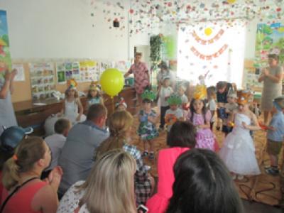 31 мая в детском саду «Тополёк» прошёл особенный праздник