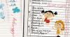 В Чёрновской школе активисты РДШ провели рейд по проверке дневников.