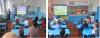 Сегодня в начальных классах Чёрновской школы был проведён урок по теме «Берегите, Землю, берегите!»