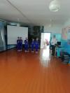 В Чёрновской школе состоялась презентация спортивной аэробики, направленная на повышение общего тонуса организма в лечебно-оздоровительных целях