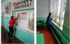 Согласно Комплексу мер по профилактике коронавирусной инфекции в Чёрновской школе ежедневно проводится: