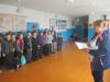 26 сентября для обучающихся 5-9 классов в Чёрновской школе была организована игра по станциям Берегись автомобиля!