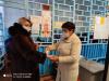В #Чёрновскойшколе организован ежедневный «утренний фильтр» при входе в здание с обязательной термометрией
