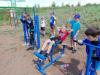 Благодарность главе сельского поселения Чёрновка Алексею Евгеньевичу Казаеву за установку детской спортивно-игровой площадки на пришкольной территории