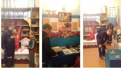 В рамках Дней Краеведения обучающиеся Чёрновской школы посетили краеведческий музей п. Первомайский.