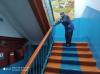 В #Чёрновскойшколе ежедневно проводится уборка и дезинфекция всех помещений с моющими и дезинфицирующими средствами,