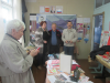 13 августа Чёрновская школа встречала гостей, работников культуры из г.Самары, г.Отрадный и с.Кинель-Черкассы. На совещании обсуждался вопрос