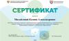 Педагоги Чёрновской школы принимают участие в конкурсах, проводимых Министерством просвещения Российской Федерации,