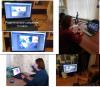 23 ноября в онлайн формате  прошло родительское собрание в 9 классе Чёрновской школы