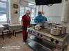 Сегодня родительская комиссия по контролю качества питания обучающихся Чёрновской школы провела проверку пищеблока