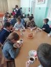Питание учащихся Чёрновской школы осуществляется в школьной столовой. Дети питаются по классам согласно графику, утвержденному директором школы.