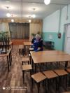 В соответствии с требованиями Роспотребнадзора 10 января в Чёрновской школе проведена генеральная уборка всех помещений с использованием моющих и дезинфицирующих средств.