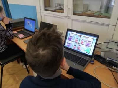 В рамках проведения недели безопасности в сети Интернет обучающиеся  #Чёрновскойшколы принимают участие во всероссийской образовательной акции