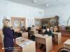 25 января в #Чёрновскойшколе прошло Производственное совещание, на котором были рассмотрены вопросы санитарного состояния школы согласно новым СанПиН и применение их в работе.