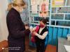 В Чёрновской школе во время пандемии  при входе в школу  оборудованы входы для приема обучающихся.