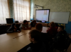 В Чёрновской школе состоялось первое собрание волонтёрского отряда «Феникс».