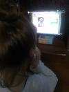 Ученики 9 класса Чёрновской школы посмотрели онлайн-урок «Куйбышев осенью 41 года, 42 года, 2020 года-связь времен».
