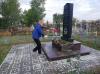 Обучающиеся Чёрновской школы стали участниками патриотического мероприятия по возложение цветов к обелиску лётчикам-испытателям 5 запасного авиаполка.