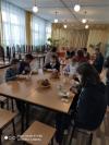 Питание обучающихся Чёрновской школы во время пандемии осуществляется в одну смену, но на разных переменах.