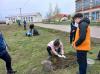 Сегодня обучающиеся #Чёрновскойшколы вместе с волонтёрами отряда «Феникс» приняли участие в акции «Сад памяти».